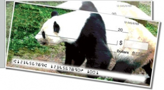 Click on Bears of the World Side Tear Personal Checks For More Details