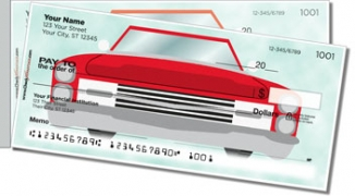 Click on Car Grille Side Tear Personal Checks For More Details