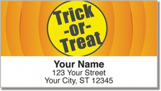 Click on Halloween Address Labels For More Details