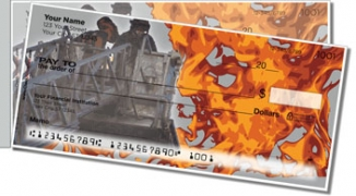 Click on Fire Department Side Tear Personal Checks For More Details