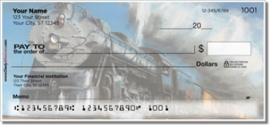 Steam Power Personal Checks