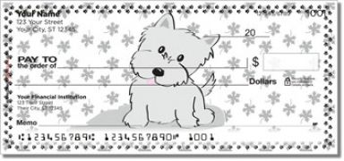 Click on Cute Cat & Dog Personal Checks thumbnail to view the product detail page
