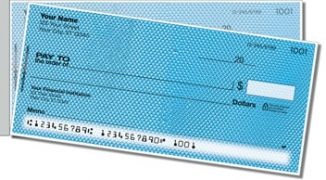 Click on Blue Mesh Side Tear Personal Checks For More Details