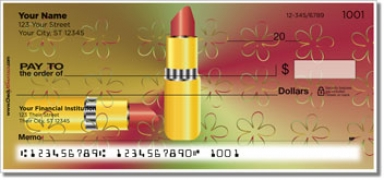 Click on Lipstick Personal Checks For More Details
