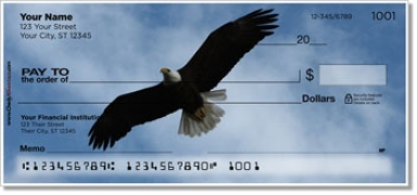 Click on Bald Eagle Personal Checks For More Details
