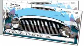 Click on Classic Car Side Tear Personal Checks For More Details