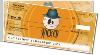 Click on Halloween Thesaurus Side Tear Personal Checks For More Details