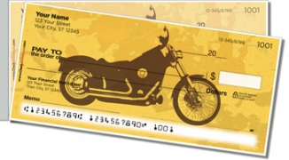 Click on Motorcycle Mix Side Tear Personal Checks For More Details