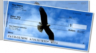 Click on American Eagle Side Tear Personal Checks For More Details