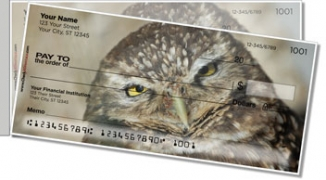 Click on Owl Side Tear Personal Checks For More Details