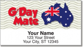 Click on Australia Address Labels For More Details