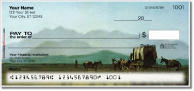 Click on Albert Bierstadt Personal Checks For More Details