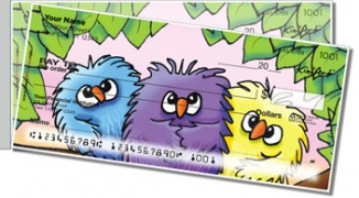 Click on Bird Series Side Tear Personal Checks For More Details