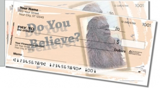 Click on Bigfoot Side Tear Personal Checks For More Details