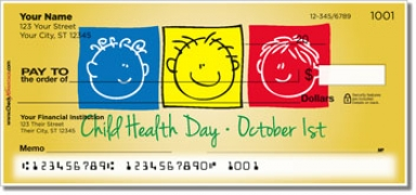 Click on Child Health Day Personal Checks For More Details