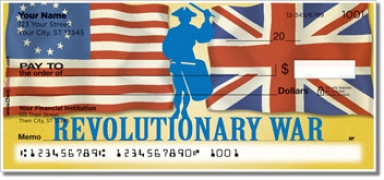 Click on Revolutionary War Personal Checks For More Details