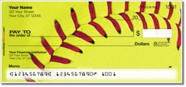 Click on Classic Softball Personal Checks For More Details