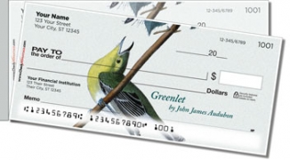 Click on Audubon Bird Side Tear Personal Checks For More Details