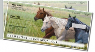 Click on Madaras Horses Side Tear Personal Checks For More Details