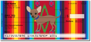 Click on Chihuahua Personal Checks For More Details