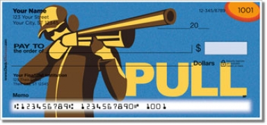 Click on Trap Shooting Personal Checks For More Details