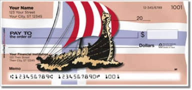 Click on Viking Personal Checks For More Details
