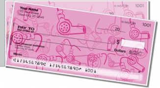Click on Girly Stuff Side Tear Personal Checks For More Details
