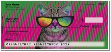 Click on Krazy Kitty Personal Checks For More Details