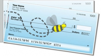 Click on Busy Bee Side Tear Personal Checks For More Details