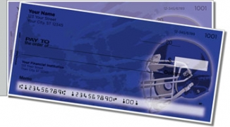 Click on Football Side Tear Personal Checks For More Details