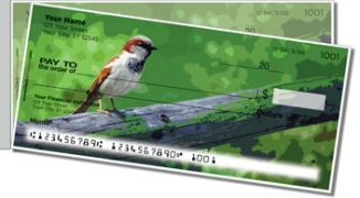 Click on Sparrow Side Tear Personal Checks For More Details