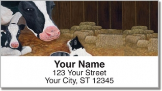 Click on Contemplating Cats 3 Address Labels For More Details