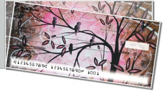 Click on Magical Bird Side Tear Personal Checks For More Details