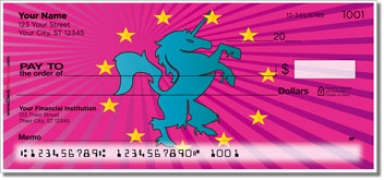Click on Unicorn Personal Checks For More Details