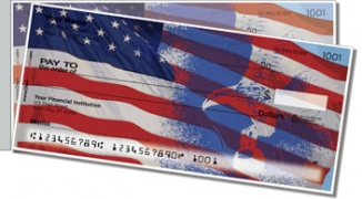Click on Colors of Honor Side Tear Personal Checks For More Details