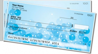 Click on Bath Bubbles Side Tear Personal Checks For More Details