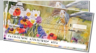 Click on Bloomsday Side Tear Personal Checks For More Details