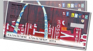 Click on Missouri License Plate Side Tear Personal Checks For More Details