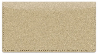 Click on Sand Checkbook Cover For More Details