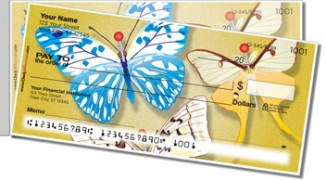 Click on Butterfly Collection Side Tear Personal Checks For More Details