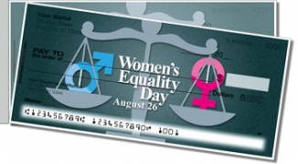 Click on Women's Equality Side Tear Personal Checks For More Details