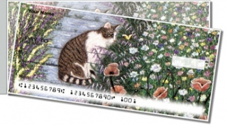 Click on World of Cats 1 Side Tear Personal Checks For More Details