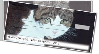 Click on World of Cats 2 Side Tear Personal Checks For More Details
