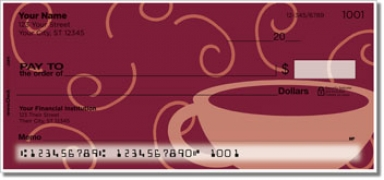 Click on Cup of Coffee Personal Checks For More Details