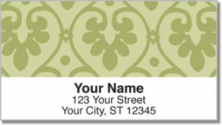 Click on Ornate Heart Address Labels For More Details
