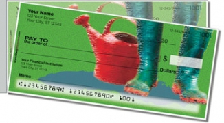 Click on Gardening Side Tear Personal Checks For More Details
