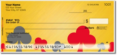 Click on Playing Card Personal Checks For More Details
