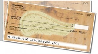Click on Heavenly Wings Side Tear Personal Checks For More Details