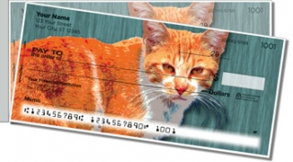 Click on Alley Cat Side Tear Personal Checks For More Details