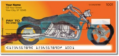 Click on Motorcycle Daydream Personal Checks For More Details
